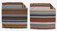 "Pendleton Bridger Stripe Blanket 66"" x 90"" Bridger Stripe"