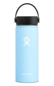 Hydro Flask 18 oz Wide Mouth w/Flex Cap 18oz Frost