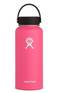 Hydro Flask 32 oz Wide Mouth w/Flex Cap 32oz Watermelon