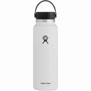 Hydro Flask 32oz Wide Mouth w/ Flex Cap 32oz White