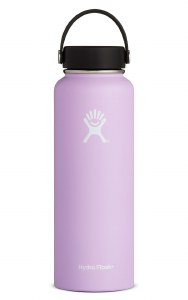 Hydro Flask 40 oz Wide Mouth w/Flex Cap 40oz Lilac