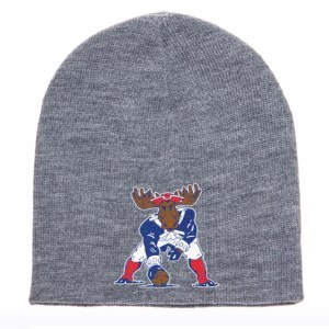 Woods & Sea Minute Moose Beanie One Size Fis Most Grey