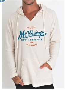 Brew City Wiggy Mount Washington Hoody S Natural