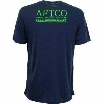 Aftco Anytime DRIRELEASE Performance Tee