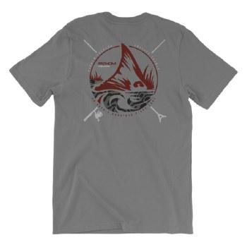 Swirling Camo T-Shirt