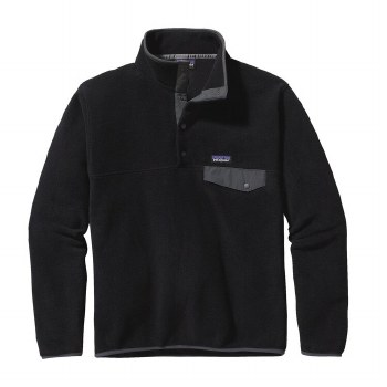Patagonia Men's Lightweight Synchilla Snap Fleece Pullover