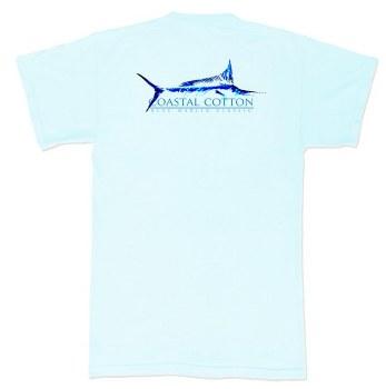 Coastal Cotton Marlin T-Shirt
