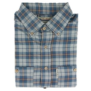Over Under The woodsman Flannel Teton