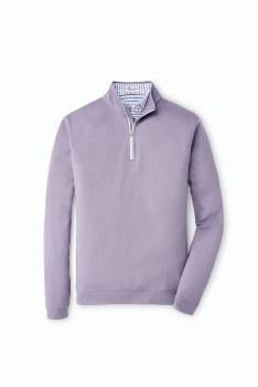 Peter Millar Perth Melange Quarter Zip Pullover