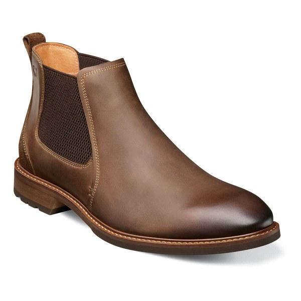 Florsheim Lodge Plain Toe Gore Boot