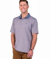 Southern Shirt Carson Stripe Polo