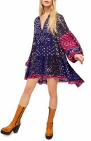 Free People Shibori Tunic