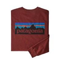 Patagonia L/S P-6 Logo Responsibili-Tee