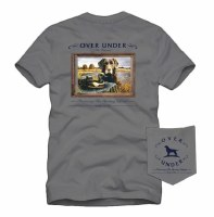 Over Under Short Sleeve The Veterans T-Shirt