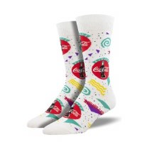 Sock Smith 90s Coca-Cola Crew Socks