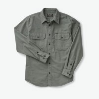 Filson Field Flannel Shirt