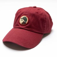Duck Head Circle Patch Twill Hat