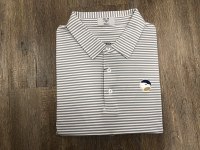 Fins & Feathers Georgia Southern Performance Polo
