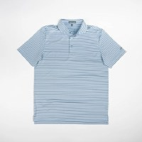Ice Blue Performance Polo