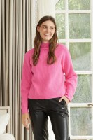 Lucy Paris Pippa Turtle Neck Sweater