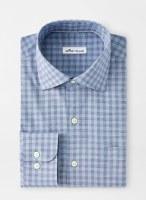 Peter Millar Felix Cotton-Blend Sport Shirt