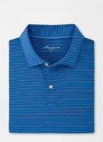 Peter Millar Drirelease Natural Touch Stripe Polo