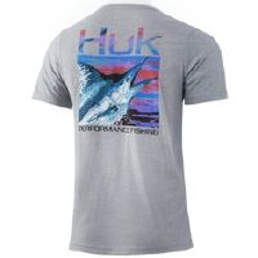 Huk Marlin Bright Tee