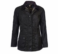 Womens Barbour Beadnell Wax Jacket