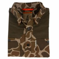 Over Under Field Champion Shirt Old School Camo