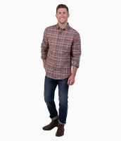 Southern Shirt Company Collins Heather Flannel