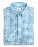 Southern Tide Skipjack Micro Multicheck Button Down Shirt