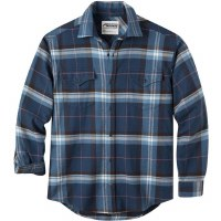 Mountain Khaki Teton Flannel Twillight