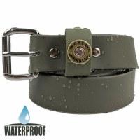 Waterproof Single Shot Olive Belt