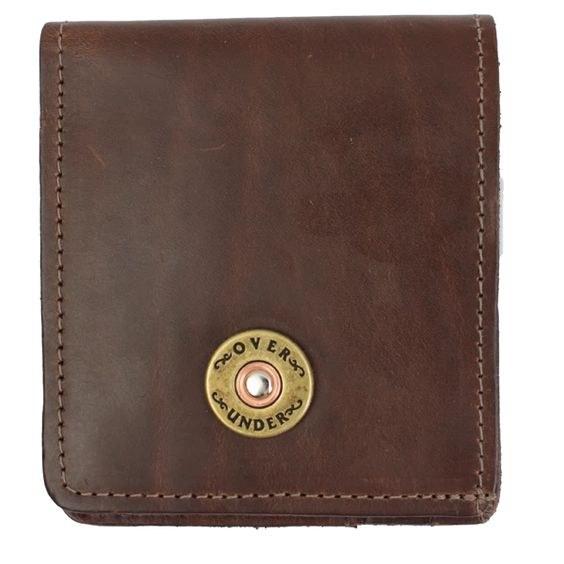 Over Under Bi-Fold Wallet