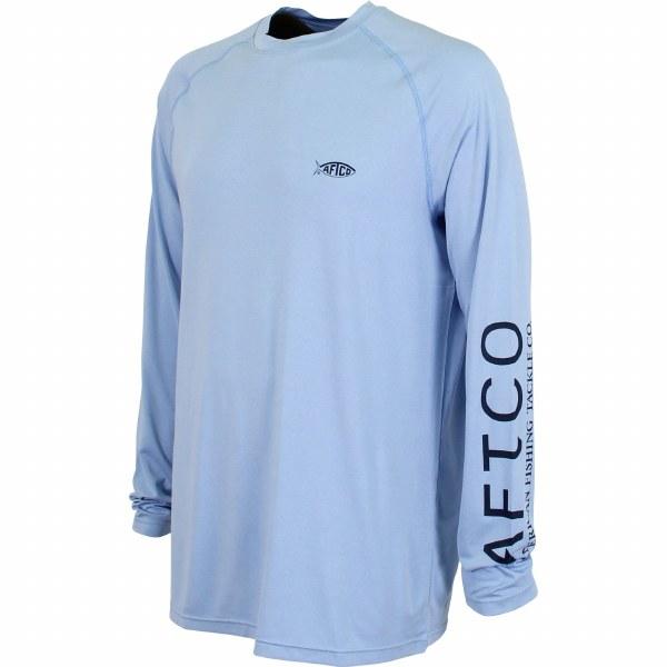 Aftco Samurai L/S Sun Protection Shirt