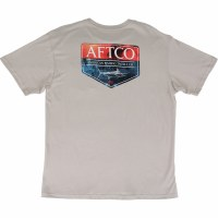 Aftco Splatter SS T-Shirt