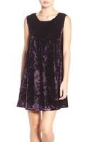 BB Dakota Velvet Dress