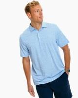 Southern Tide Driver Spacedye Performance Polo Shirt