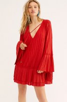 Free People Can't Help It Mini Dress