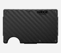 The Ridge Wallet Carbon Fiber 3K