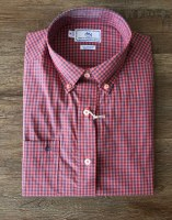 Southern Tide Gingahm Sportshirt