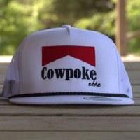 Whiskey Bent Cowboy Killer White Hat