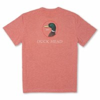 Duck Head Logo Short Sleeve T-Shirt