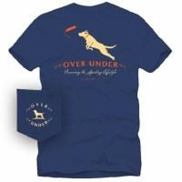 Over Under Dock Dog T-Shirt