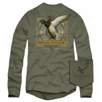 Duck Club T-Shirt Driftwood
