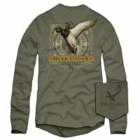 Duck Club T-Shirt Driftwood