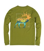 Southern Shirt Company Elk Ridge Long Sleeve Shirt