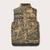 Filson Mossy Oak Camo Vest