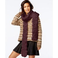 Free People Chunky Scarf