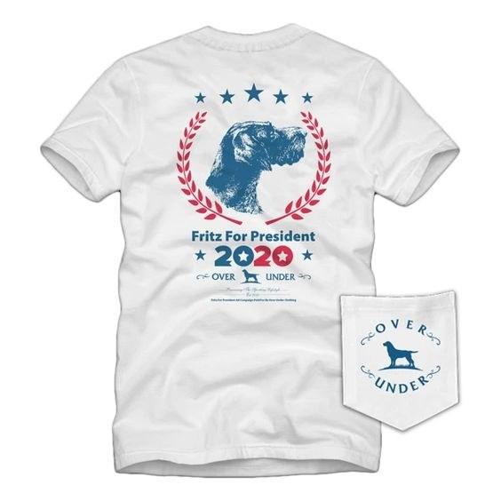Over Under Fritz 2020 T-Shirt